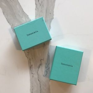 Tiffany & Co. Jewelry Boxes 💍
